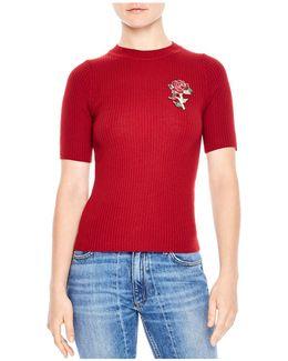 Patty Ribbed Sweater