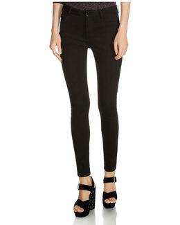 Agripine Skinny Jeans In Black