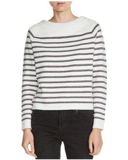 Millau Striped Sweater