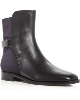Women's Vaughan Leather Booties