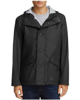 Stenhamra Lightweight Hooded Rain Coat