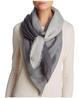 Mosaic Cashmere Scarf