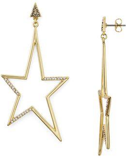 Drama Stargazing Statement Earrings