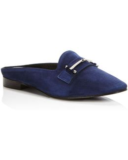 Melody Suede Mules