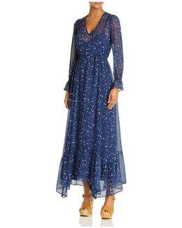 Constellation Maxi Dress