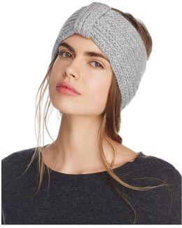 Knit Cashmere Headband