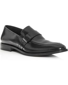 Men's Design Leather Loafers