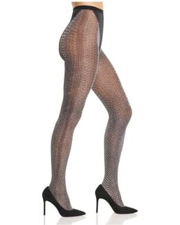 Kristal Sparkle Diamond Tights