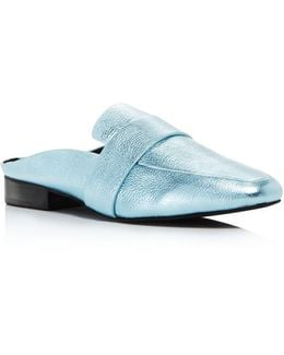 Women's Renold Leather Mules
