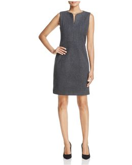Julia Sleeveless Sheath Dress