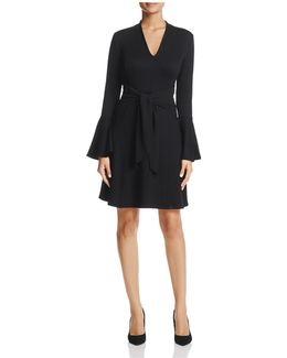 Zarinah Bell-sleeve Dress