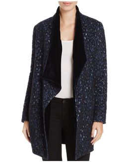 Christina Open Front Coat