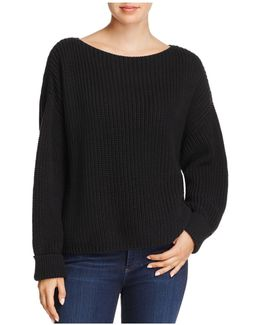 Millie Mozart Ribbed Sweater