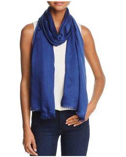 Upupa Silk Scarf