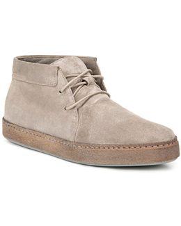 Novato Suede Chukka Sneakers