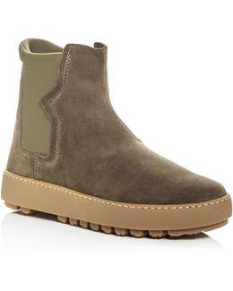 Men's Inpakt Suede Chelsea Boots