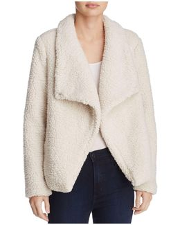Adderly Faux Shearling Jacket