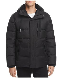 Groton Hooded Puffer Jacket