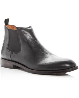 Men's Sam Leather Chelsea Boots