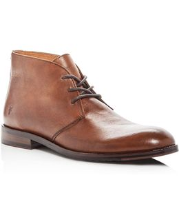 Men's Sam Leather Chukka Boots
