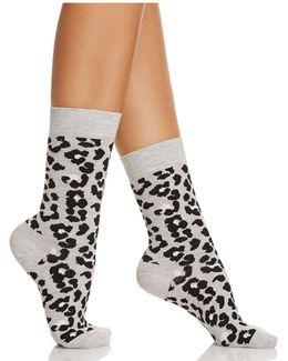 Combed Mid-calf Socks