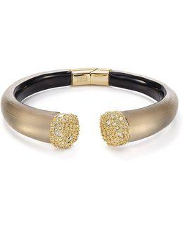Encrusted Pavé Hinge Bracelet