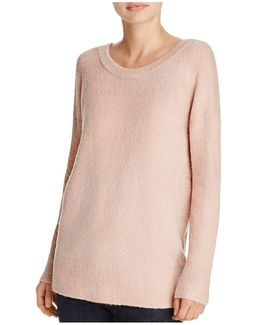 Urban Flossy Scoop-back Sweater