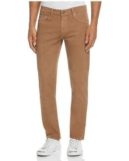 Tyler Slim Fit Pants In Burner