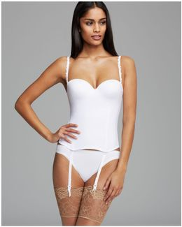 Bridal Seduction Bustier