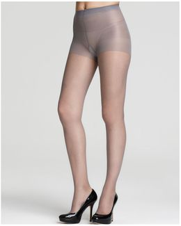 Matte Ultra Sheer Control Top Tights