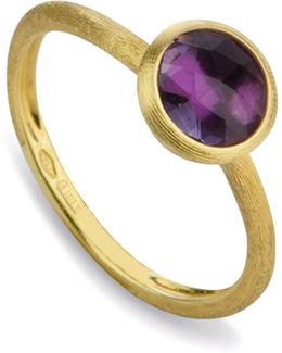 Amethyst Stackable Jaipur Ring