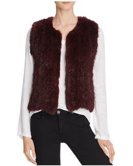 Classic Fur Vest