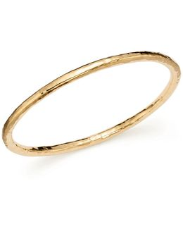 18k Gold #2 Glamazon Bangle