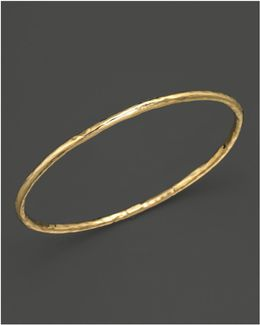 18k Gold #1 Glamazon Bangle
