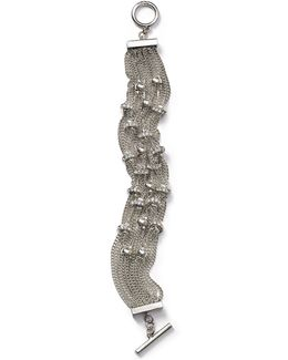 Multi Chain Station Bracelet