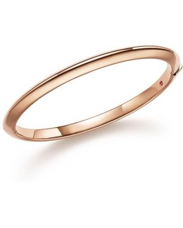 18k Rose Gold Bangle