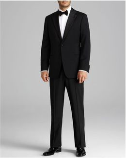 Giorgio Notch Lapel Tuxedo Suit - Regular Fit