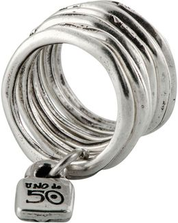 Stacked Lock Ring