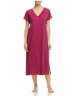 Zen Floral Lace Gown