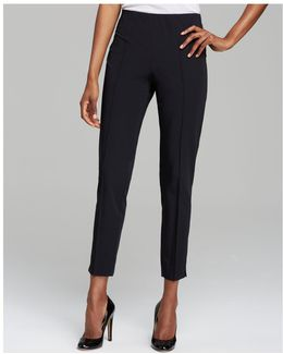 Slim Ankle Trousers