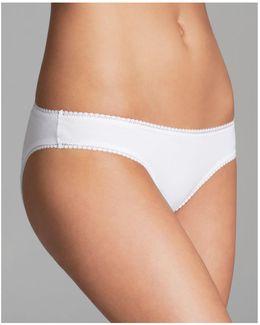Cabana Stretch Cotton Bikini