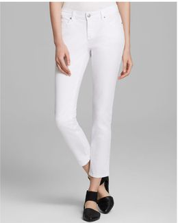 System Slim Ankle Jeans