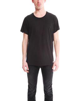 Josh Tubular Shirt Black