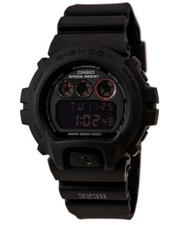 G Shock Dw-6900 Ms Black