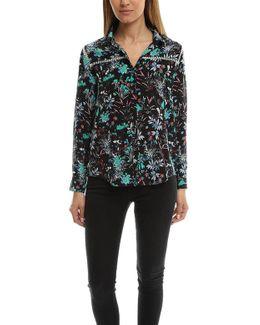 Botanic Silk Shirt