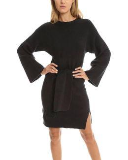 3.1 Phillip Wide Sleeve Obi Belt Dress