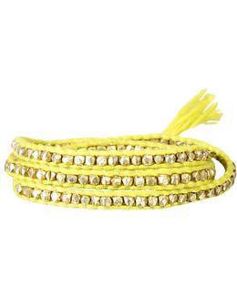 Neon Wrap Bracelet
