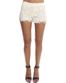 Caribbean Crochet Short