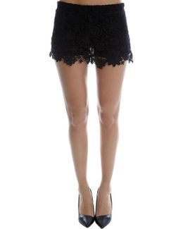 Caribbean Crochet Shorts
