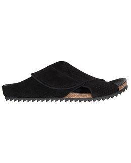 Alena Suede Sandals